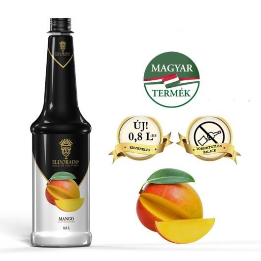 Sirop Mango 0,8l ELD
