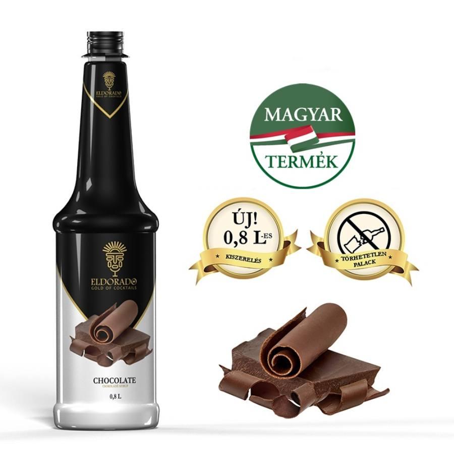 Sirop Ciocolata 0,8l ELD