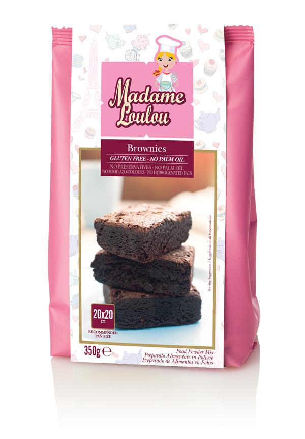Premix pentru Brownies 350g ML005335 MADAM