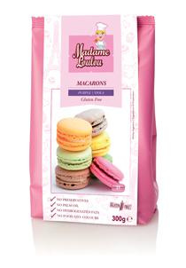 Premix pentru Macarons de Paris violet  300g ML5160-6 MADAM