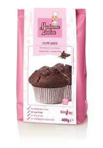 Premix pentru cupcakes cu cacao 400g ML4006-6 MADAM
