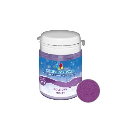 Colorant alimentar 25g violet WS-P-044 / WS-P-045 FC