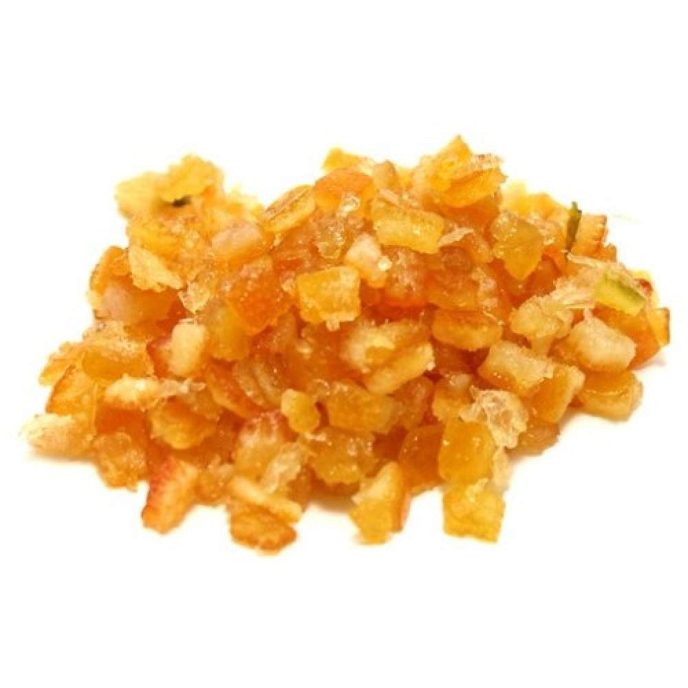 Fructe confiate CUBURI DE FRUCTE CONFIATE ORANGE 6x6 20 kg 01423 CRIS