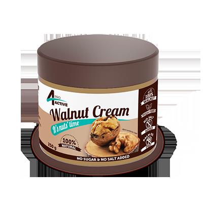 Crema din miez de nuca 100% 4pro  250 g_WAN
