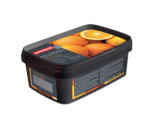 Piure de portacala (fara zahar) congelata SURG SSA BAC 1 kg _AND