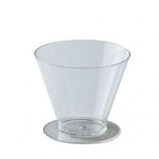 Pahare din plastic 70ml (set 100buc) PMOCO001