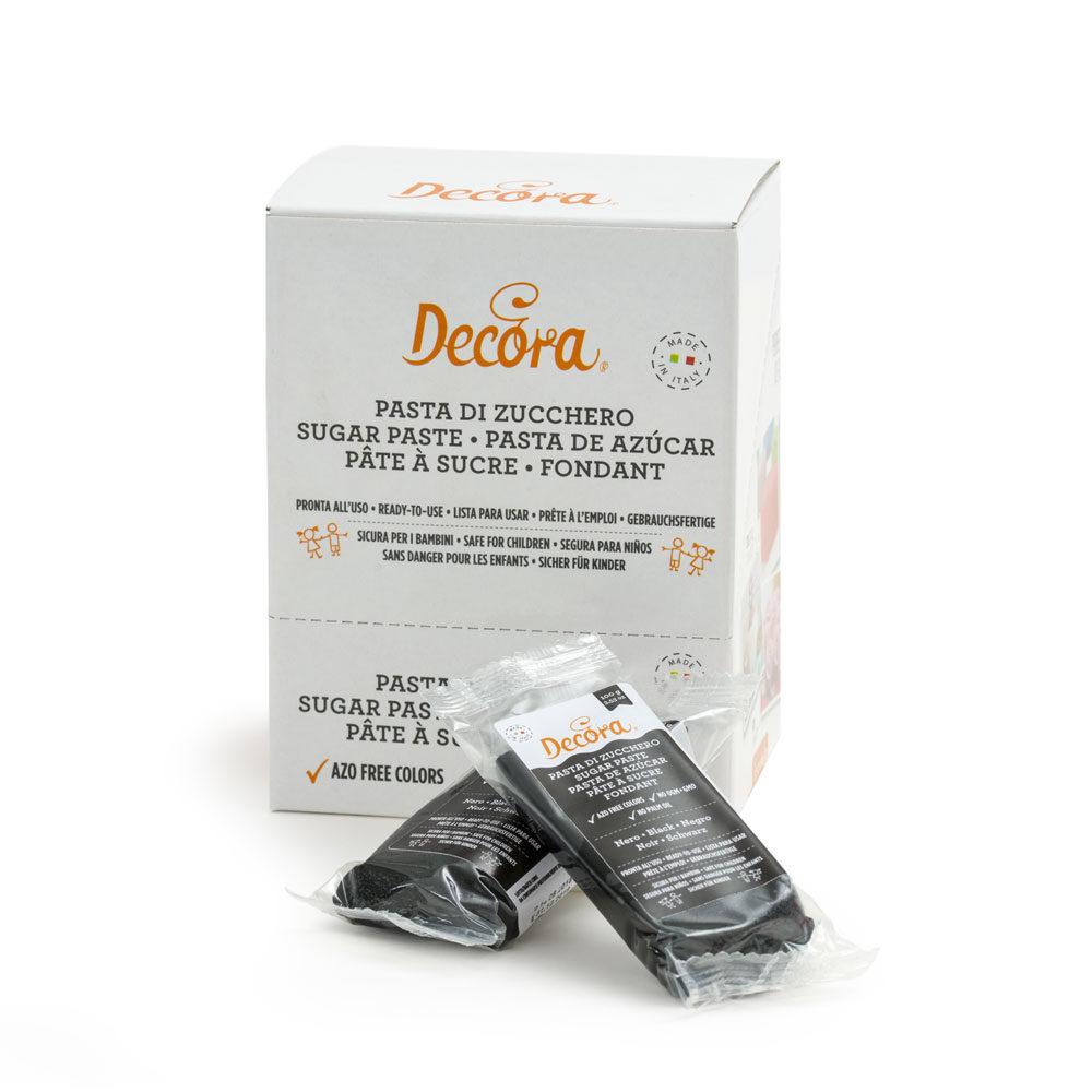 Pasta de zahar Negru 100G  0310178 DER