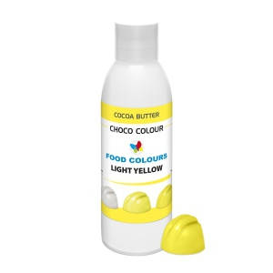 Colorant gel CU UNT DE CACAO 100g GALBEN DESCHIS CB-001 FC