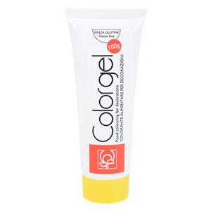 Colorant alimentar - gel LEMON GALBEN (100 g) 23131 MOD
