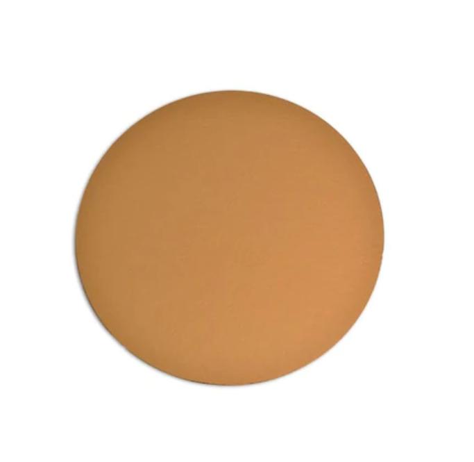 Platou auriu rotund din carton  D 30 cm 100 buc  3CA2300301_BND