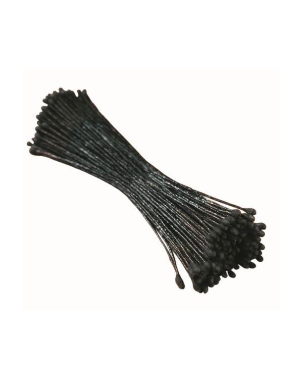 Pistil negru pentru flori 40-W122