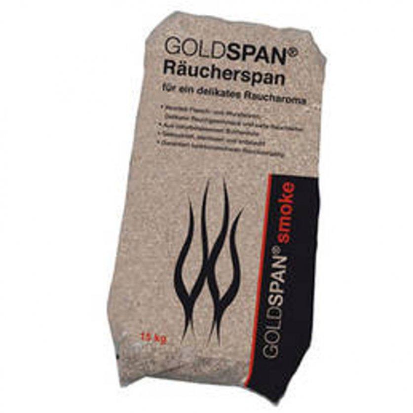 Rumegus Goldspan B 20/160 (15kg sac)