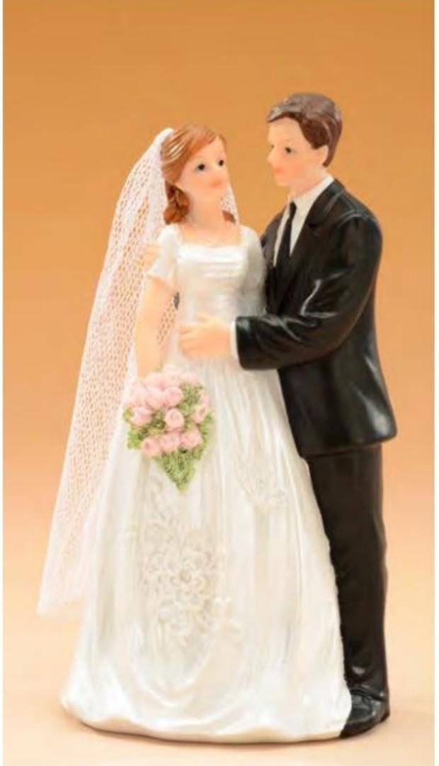 Decoratie de nunta MIRE SI MIREASA 28451 MOD