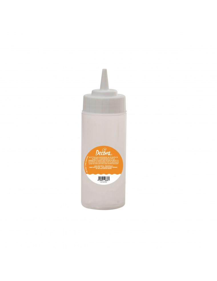 Sticla dozator 250 ml cu virful D4 0379165 DER