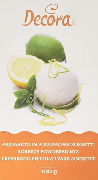 Praf mix de fructe pu inghetata 100G  2100024 DER
