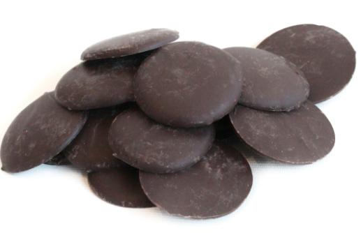 Ciocolata neagra belgiana 55% 500 gr. GPR