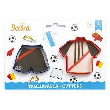 Decupatoare din plastic T-SHIRT AND PANTS 2buc/set 0255198 DER