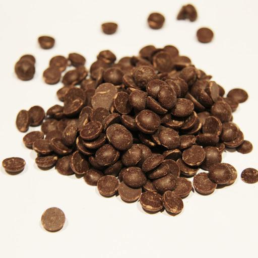 Pastile din ciocolata de lapte Belgiana 33,6% 500 gr. GPR