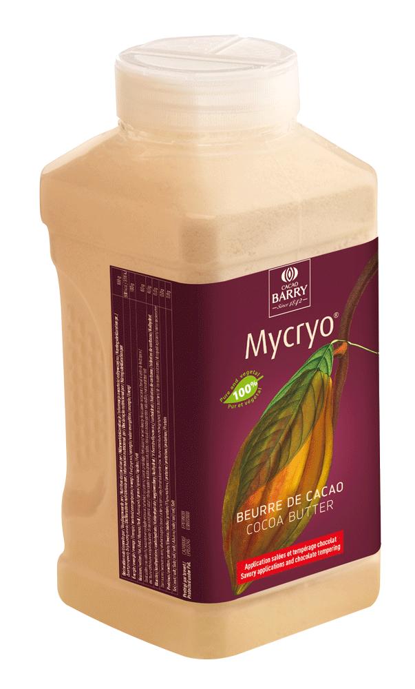 Unt de cacao MYCRYO 0,55kg NCB-HD706-BYEX-X55 BARRY