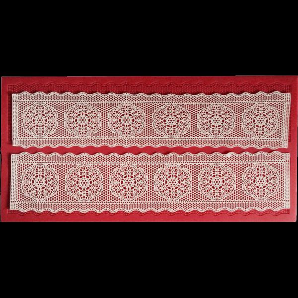 Forma din silicon NO:3 Lace Mould 2 BUC 55035 CSL