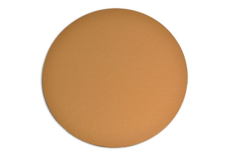 Platou auriu rotund din carton  D 40 cm 100 buc  3CA2300401_BND